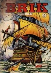 Brik (Mon journal) -106- Le pirate maudit