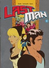 LastMan -1TLa- Tome 1