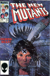 New Mutants (The) (1983) -18- Death-hunt