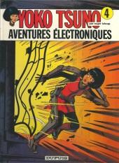 Yoko Tsuno -4b86- Aventures électroniques