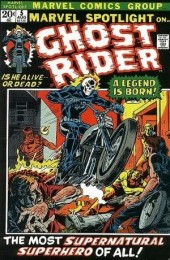 Marvel Spotlight Vol 1 (1971) -5- Ghost Rider