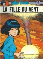 Yoko Tsuno -9a82- La fille du vent