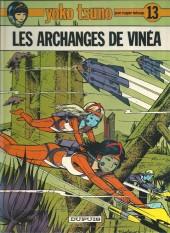 Yoko Tsuno -13a86- Les archanges de Vinéa