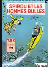 Spirou et Fantasio -17i13- Spirou et les hommes-bulles