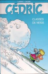 Cédric -2FL- Classes de neige