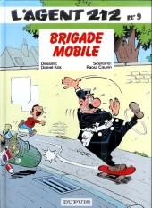 L'agent 212 -9a2006- Brigade mobile