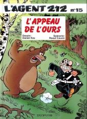 L'agent 212 -15a2003- L'appeau de l'ours