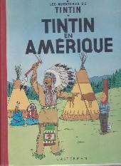Tintin (Historique) -3B27bis- Tintin en Amérique