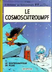 Les schtroumpfs -6c03- Le cosmoschtroumpf
