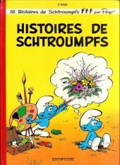 Les schtroumpfs -8b86- Histoires de schtroumpfs