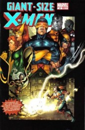 Giant-Size X-Men (Marvel comics - 1975) -2005- Finding home