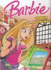 Barbie (Jungle) -1- Enquête au château