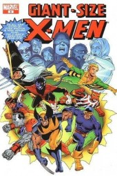 Giant-Size X-Men (Marvel comics - 1975) -2005- Teamwork