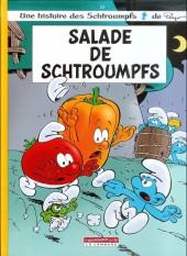 Les schtroumpfs -24Ind- Salade de Schtroumpfs