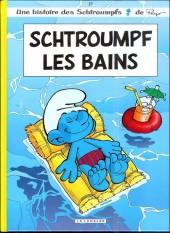 Les schtroumpfs -27a11- Schtroumpf les bains
