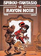 Spirou et Fantasio -44b01- Le rayon noir