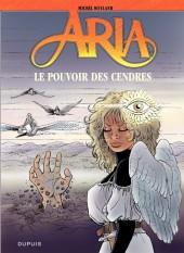 Aria -35- Le pouvoir des cendres