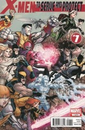 X-Men: To Serve And Protect (2011) -1- X-Dudes
