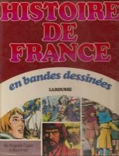 Histoire de France en bandes dessinées (Intégrale) -2a- De hugues Capet à Bouvines