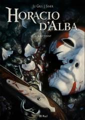 Horacio d'Alba -2TT- Le roi soldat