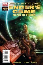Ender's Game: Mazer in Prison (2010) - Mazer in Prison