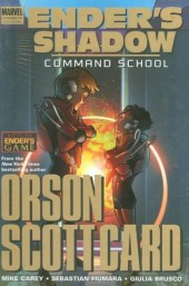 Ender's Shadow: Command School (2009) -INT- Ender's Shadow : Command School