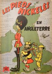 Les pieds Nickelés (3e série) (1946-1988) -27- Les Pieds Nickelés en Angleterre