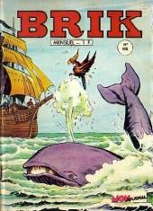 Brik (Mon journal) -115- L'océan d'or