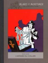 Blake et Mortimer - La collection (Hachette) -10- L'Affaire du collier