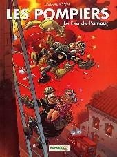 Les pompiers -3a2007- Le feu de l'amour