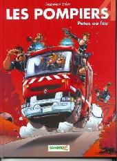 Les pompiers -4a2006- Potes au feu