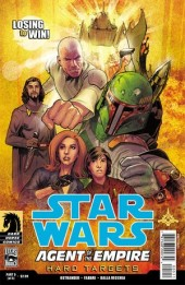 Star Wars: Agent of the Empire - Hard Targets (2012) -5- Hard targets part 5