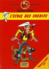 Lucky Luke (Pub et Pastiches) -Buf3- L'École des shérifs