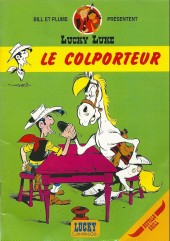 Lucky Luke (Pub et Pastiches) -Buf2- Le Colporteur