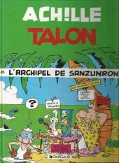 Achille Talon -37a94- Achille Talon et l'archipel de Sanzunron