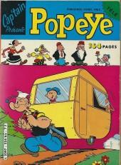 Popeye (Cap'tain présente) -234bis- La belle dame à moustaches