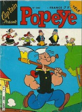 Popeye (Cap'tain présente) -240- Les navires aimanté