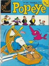 Popeye (Cap'tain présente) -249- La momie tout en