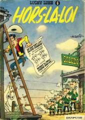Lucky Luke -6d1980- Hors-la-loi