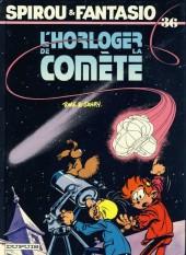 Spirou et Fantasio -36b92- L'horloger de la comète