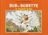 Bob et Bobette -HS7- Le Chamois blanc
