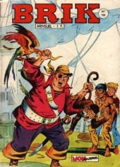 Brik (Mon journal) -122- L'amiral des galions