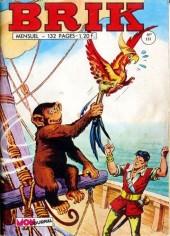 Brik (Mon journal) -131- Le galion de corail