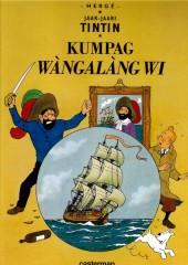 Tintin (en langues étrangères) -11Wolof- Kumpag Wàngalàng wi
