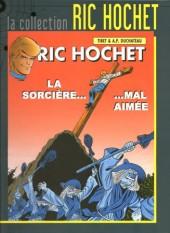 Ric Hochet - La collection (Hachette) -63- La Sorcière... ...mal aimée