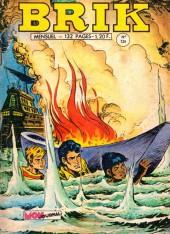 Brik (Mon journal) -139- L'île des navires perdus
