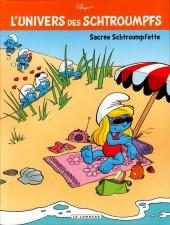 Schtroumpfs (L'univers des) -3- Sacrée Schtroumpfette