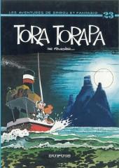 Spirou et Fantasio -23e94- Tora Torapa