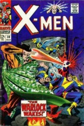 Uncanny X-Men (The) (Marvel comics - 1963) -30- The Warlock wakes