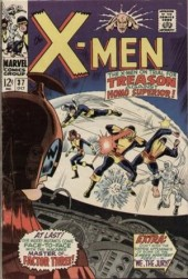 Uncanny X-Men (The) (Marvel comics - 1963) -37- We, the jury